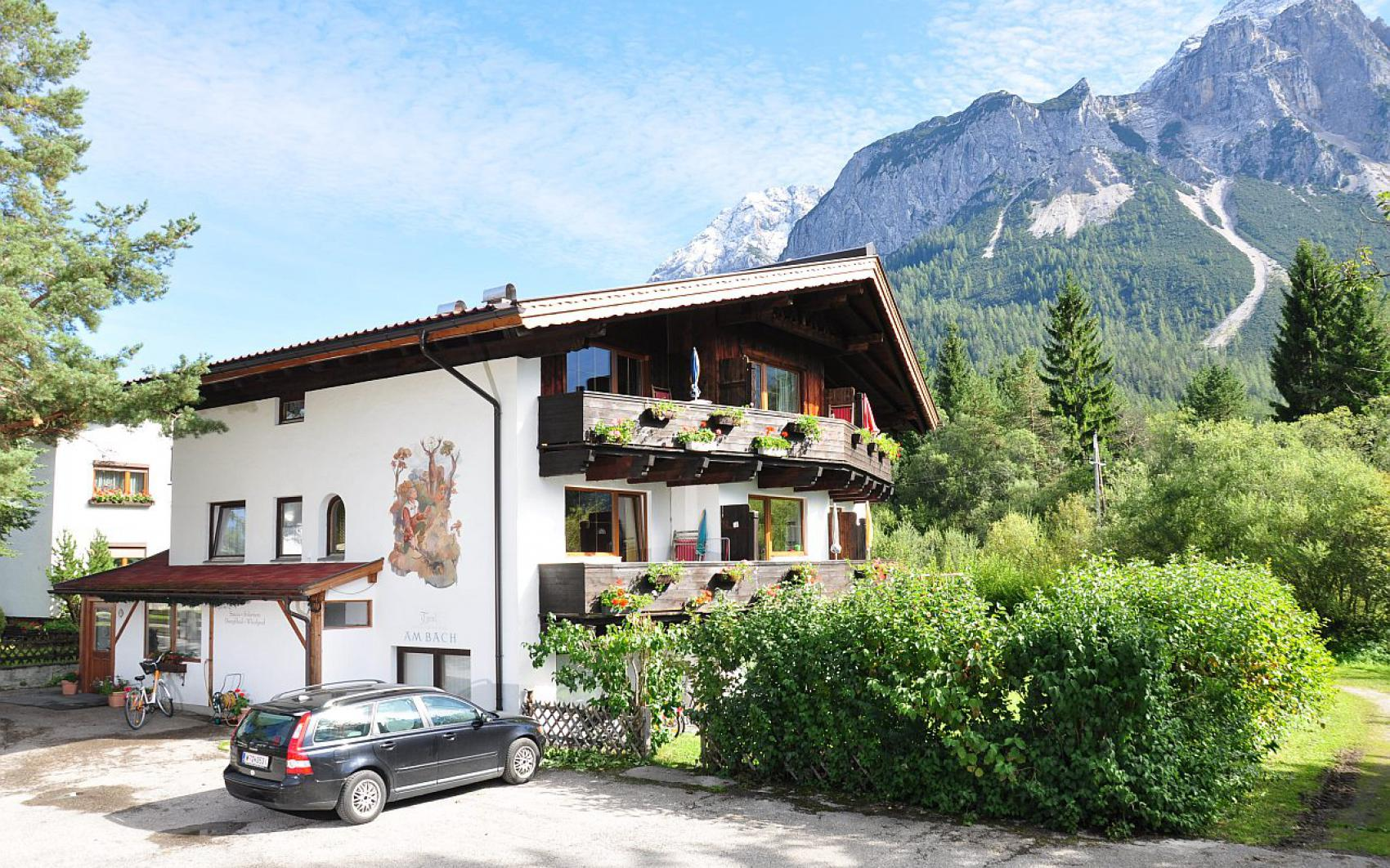 Tyrol Appartements in 6632 Ehrwald