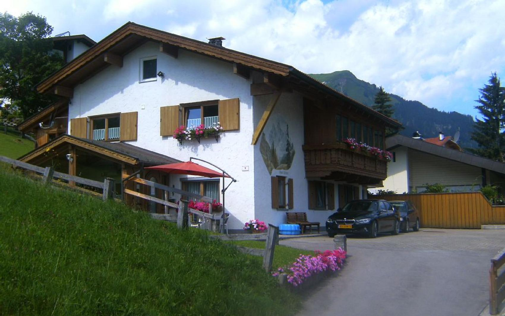Apartment Katharina in 6631 Lermoos