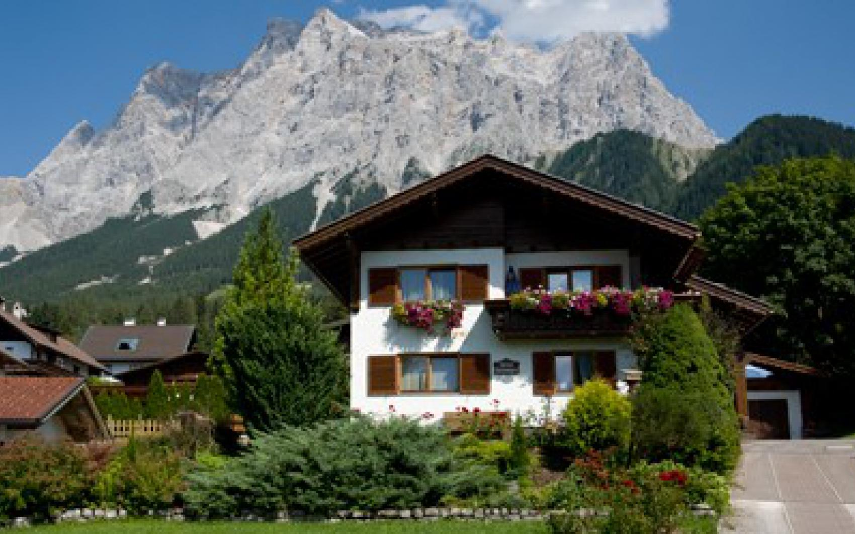 Appartments Andrea in 6632 Ehrwald