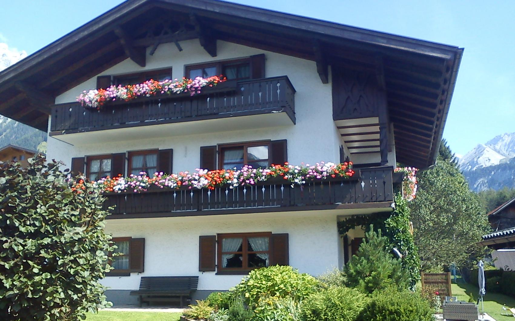 Apartment Kößler in 6632 Ehrwald