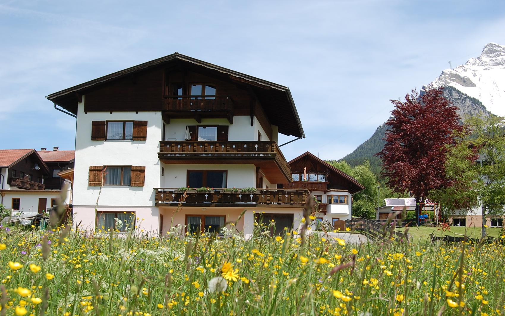 Appartements  ***     IM WIESENGRUND  in 6632 Ehrwald