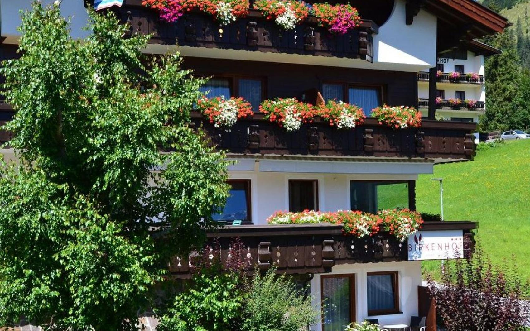 Birkenhof - Premium Appartements & Suites an der Zugspitze *** in 6631 Lermoos