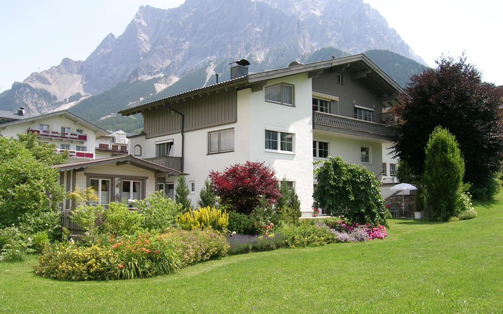 Appartements Sonnalm in 6632 Ehrwald